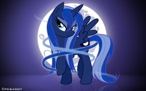 Luna in the Moonlight by PCS4DDT