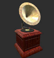 Phonograph by NickHawke