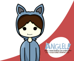 Chibi for angel. by Crooksshanks