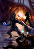 Trandoshan Sith by Demi-urgic