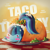 Taco Tuesday by Ruhisu
