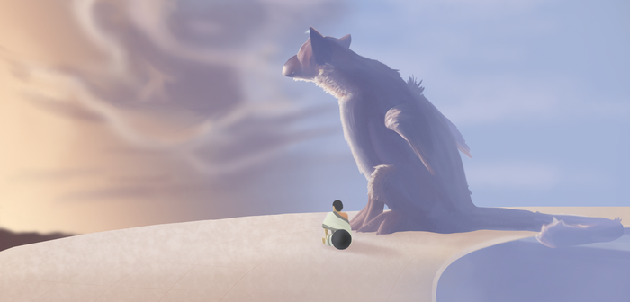 The Last Guardian by gabsters109