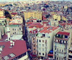 From Galata by Kalicen