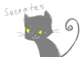 Socrates by magicow