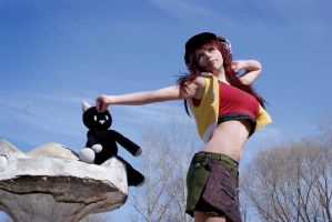 The World Ends with You ( Misaki Shiki cosplay ) by AliceBlacfox
