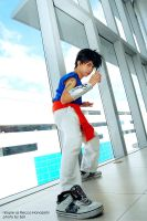 Flame of Recca: Let's Duel by jei