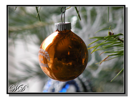 Christmas Gold by WillFactorMedia