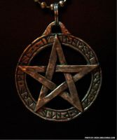 Tools Of Trade - Pentacle by LonelyBard