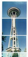 Space Needle a PoGo by polasam