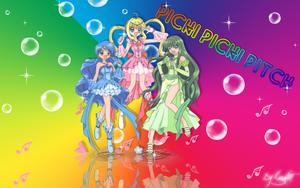pichi pichi pitch by konata971