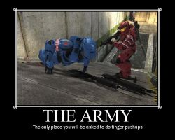 The Army by Ozone51