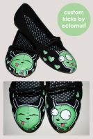 GIR Ballerina Shoes by ectomurf