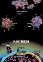 Metroid Revolution: Art Map by Rootay