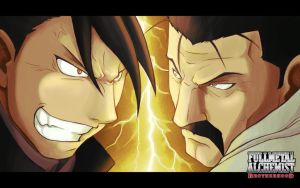 FMA - Greed vs Wrath III by Kaadan