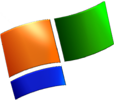 Windows tiled'8' icon by thedarcklinenes