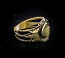 Dark Lord of the Sith Ring - Star Wars Jewelry by KristoLiiva