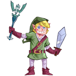 Zelda Collab - Dominion Rod by cool-slayer