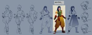 Avatar_more female concept by daveisblue