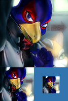 Falco Icon by myuinhiding
