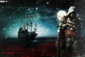 Assassin's Creed by DemircanGraphic