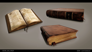 Old Book by kewel72000