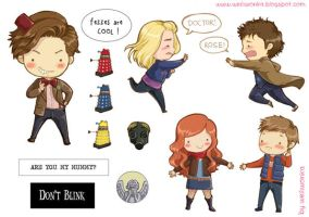 doctor who by weiliwonka
