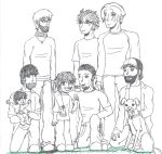 family: hunter style by Tellytha
