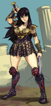 Xena by oh8