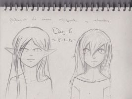 Day 6 [Part 2] by ChibiYoru