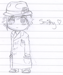 Smithy by GoldenFireWolf