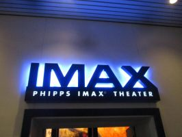 The Phipps IMAX Theater at Denver Museum by mylesterlucky7