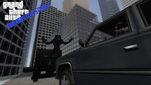 Grand Theft Auto Badlands City Stories Preview by MarcoMetalWolf