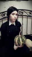 wednesday addams by Alena-Koshkar