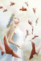 Pieces of Paper by Ratique