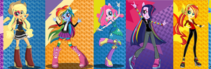 Rainbow Rocks In My Style by awesome-derpy