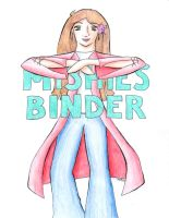 Binder Cover by omelets4sqwerls