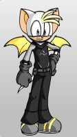 Caster the Bat by darkspinesonic13