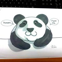 Never Say No to Panda by mohdsyukri83