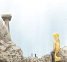 The Ruins of Xerxes by PridefulSin