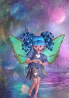 Cutie Pie Faerie by VisualPoetress