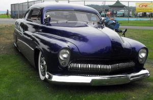 1951 Mercury 2-Door Coupe by Photos-By-Michelle