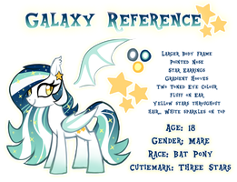 Galaxy Reference by Kaji-Tanii