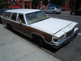 1984 Mercury Grand Marquis Station Wagon by Brooklyn47