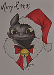 Merry X-mas 2014 by LittelMoonie
