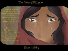 Prince Of Egypt River Lullaby by LuKung-Pkbasic