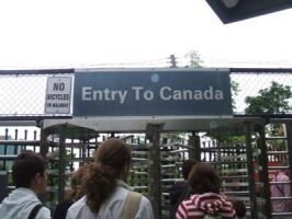 entry to canada. by CapnShortstack