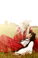 Inuyasha: Please don't... by Lishrayder