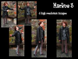 Markus 3 stock pack by Mithgariel-stock