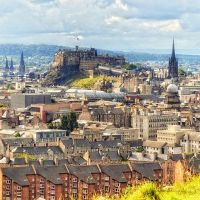 Edinburgh by XanaduPhotography