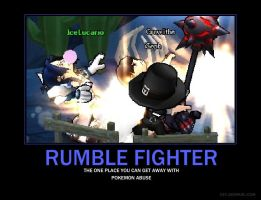 Rumble Fighter by MasterLucario234